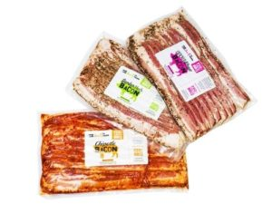 Bacon Gifts - Pig of the Month Gourmet Bacon Lover's Feast Gift Basket