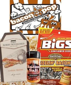 Bacon Gifts - Taste of Bacon Sampler Gift Pack