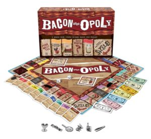 Bacon-Themed Gifts - Bacon-Opoly