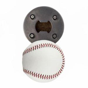 """Baseball Gifts - The """"BaseballOpener"""" Bottle Opener"""