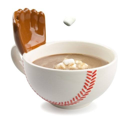 Baseball Gifts for Boy - The Mug with a Glove