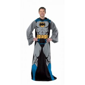 Batman Gifts - Batman Snuggie Throw