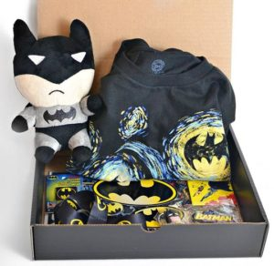 Batman Gifts - BatmanPresents Deluxe Batman Gift Box