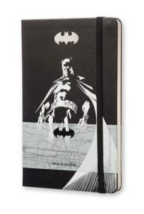 Batman Gifts - Limited Edition Batman Moleskine Notebook