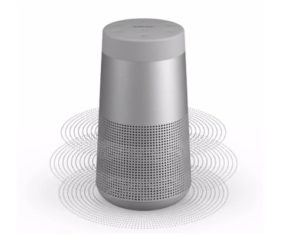 Christmas Gifts for Men - Bose SoundLink Revolve Portable Bluetooth 360 Speaker