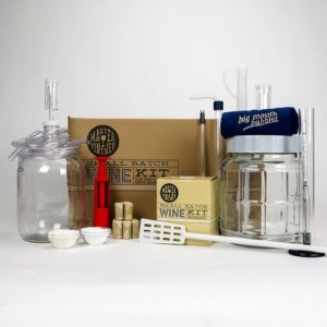 Christmas Gifts for Men - Winemaking Starter Kit