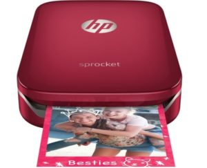 Christmas Gifts for Women - HP Sprocket Portable Photo Printer