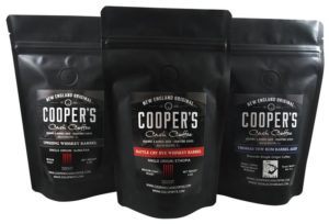 Coffee Gifts - Whiskey- & Rum-Barrel-Aged Coffee Beans Gourmet Coffee Gift Set