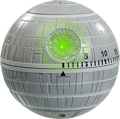 Cool Star Wars Gifts - Death Star Kitchen Timer