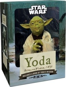 Cool Star Wars Gifts - Yoda Bring You Wisdom, I Will