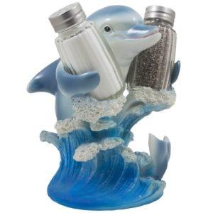 Dolphin Gifts - Dolphin Salt & Pepper Shaker Set