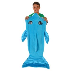 Dolphin Gifts - Snuggie Tails Kids' Dolphin Blanket
