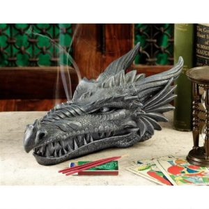 Dragon Gift Ideas - Dragon Sculptural Incense Box