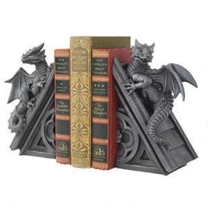 Dragon Gifts - Dragon Bookends