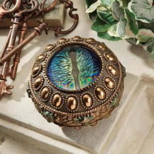 Dragon Gifts - Eye of the Dragon Mystical Safe Box