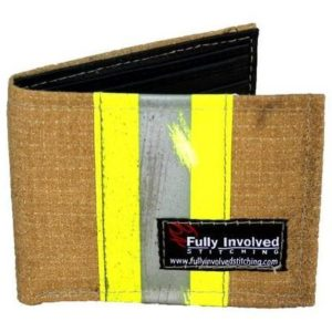 Firefighter Gifts - Firefighter Turnout Gear Wallet