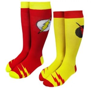 Flash Gifts - Flash & Reverse-Flash Socks