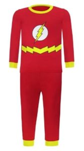 Flash Gifts for Kids - Flash Pajamas