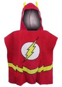 Flash Gifts - Kids' Flash Towel Poncho