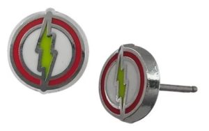 Flash Gifts for Her - Flash Symbol Stud Earrings