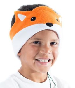 Fox Gifts - Cozyphones Children's Fox Headphones