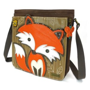 Fox Gifts - Fox Messenger Bag