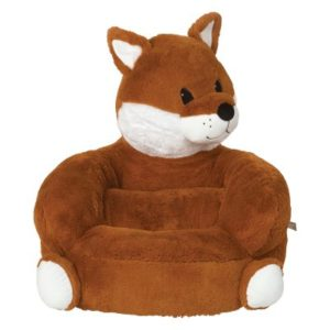 Fox Gifts - Plush Children's Fox Chair
