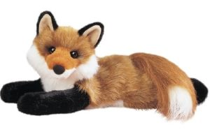 Fox Gifts - Roxy the Cuddly Plush Red Fox