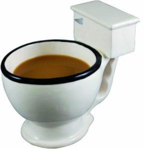 Funny Gag Gifts - Toilet Mug