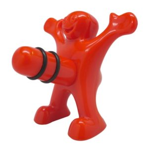 Funny Gifts for Wine Lovers - Sir Perky Novelty Bottle Stopper