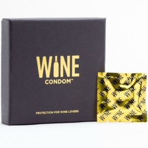 Funny Wine Gifts - Wine Condoms