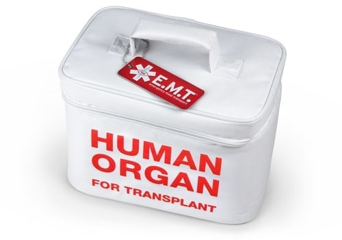 Gag Gift Ideas - Human Organ Transplant Lunch Bag