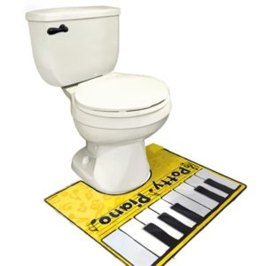 Gag Gift Ideas - Potty Piano