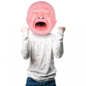 Gag Gifts - Gigantic Crying Baby Mask