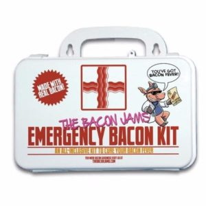 Gifts for Bacon Lovers - Emergency Bacon Kit