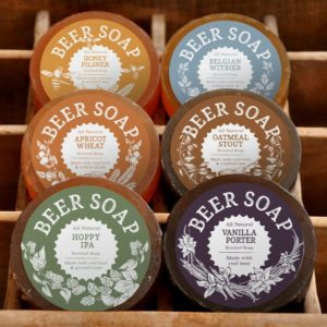 Gifts for Beer Lovers - Beer Soap