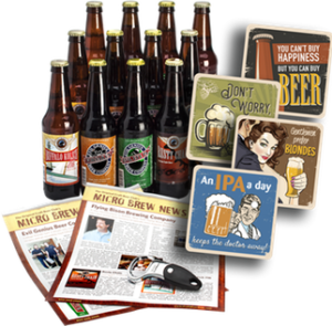 Gifts for Beer Lovers - Craft Beer Gifts - Craft Beer Club Gifts