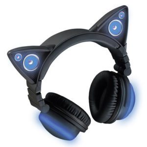 Gifts for Cat Lovers - Cat Ear Adult Wireless Headphones