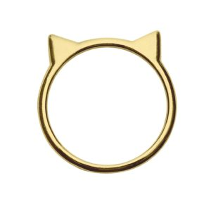 Gifts for Cat Lovers - Cat Ear Ring