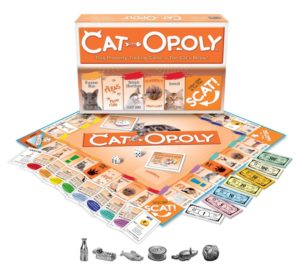 Gifts for Cat Lovers - Cat-Opoly