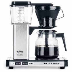 Gifts for Coffee Lovers - Technivorm Mochamaster KB741 Coffeemaker