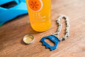 Gifts for Cyclists - Bike Chain Bottle Opener