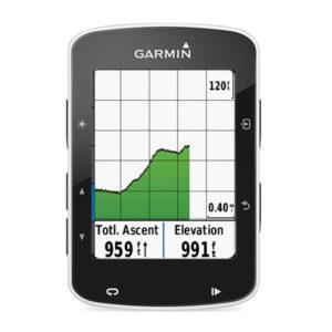 Gifts for Cyclists - Garmin Edge 520 Bike GPS Computer