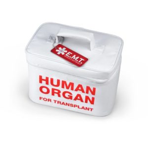 Gifts for Doctors - Human Organ Transplant Lunch Bag