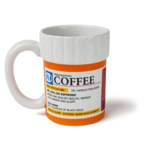 Gifts for Doctors - Prescription Coffee Mug