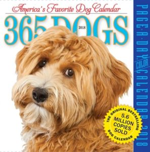 Gifts for Dog Lovers - 365 Dogs 2018 Page-A-Day Calendar