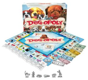 Gifts for Dog Lovers - Dog-Opoly