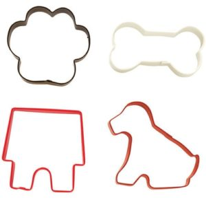 Gifts for Dog Lovers - Dog-Themed Cookie Cutters