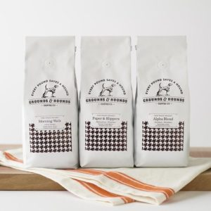 Gifts for Dog Lovers - Grounds & Hounds Coffee