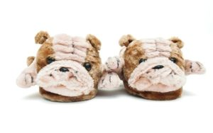 Gifts for Dog Lovers - Happy Feet Dog Slippers